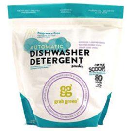 Dishwasher detergent we use